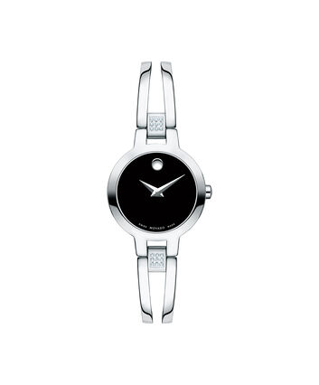 MOVADO Amorosa0607154 – Women's 24 mm bangle watch - Front view