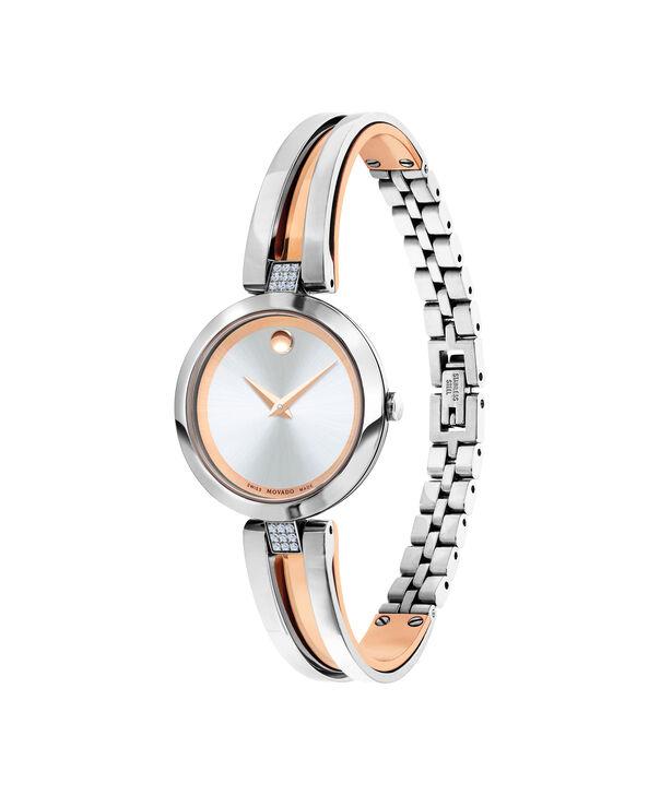 MOVADO Aleena0607152 – Montre à bracelet-jonc de 27 mm pour femmes - Side view