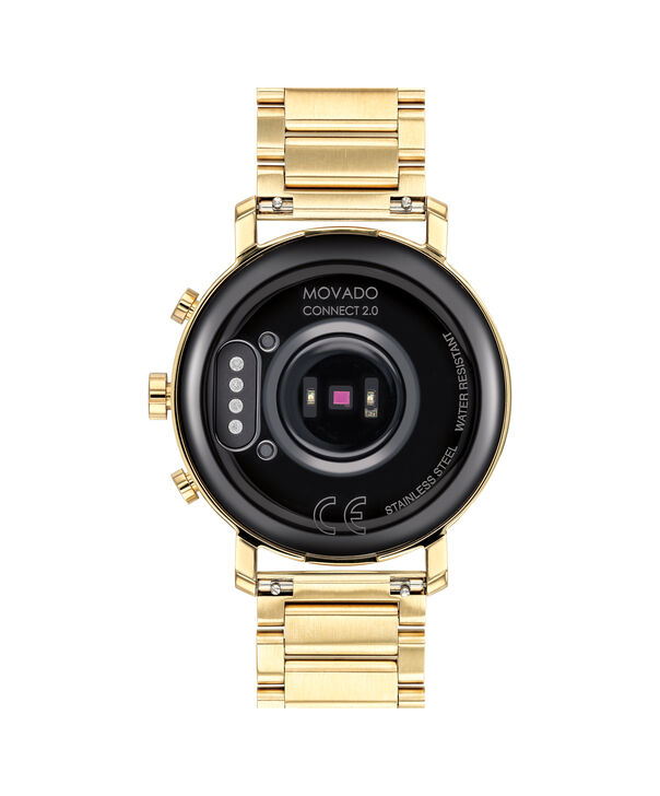 MOVADO 42mm Movado Connect 2.03660036 – 42mm Movado Connect 2.0 - Back view