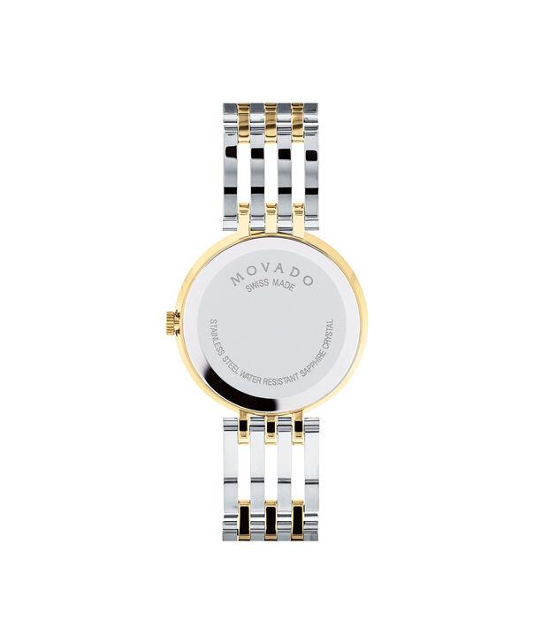 MOVADO Esperanza0607305 – Montre-bracelet à cadran de 28 mm pour femmes - Back view