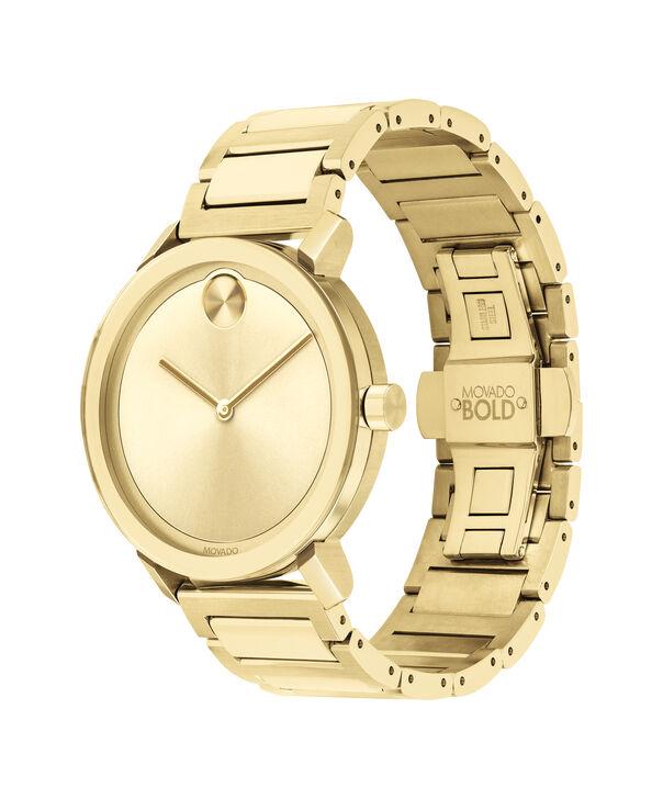 MOVADO Movado BOLD3600508 – Men's 40 mm bracelet watch - Side view