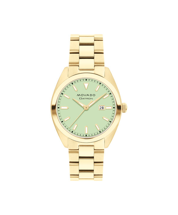 MOVADO Movado Heritage Series3650078 – Women's 31 mm bracelet watch - Front view
