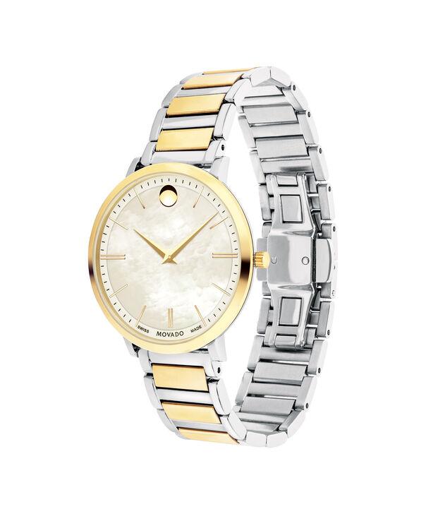 MOVADO Movado Ultra Slim0607171 – Women's 35 mm bracelet watch - Side view