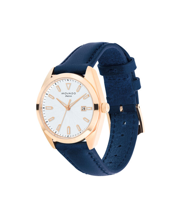 MOVADO Movado Heritage Series3650037 – Women's 31 mm strap watch - Side view