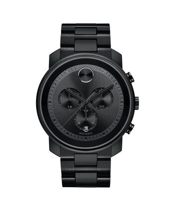 MOVADO Movado BOLD3600472 – 44 mm Metals bracelet chronograph - Front view