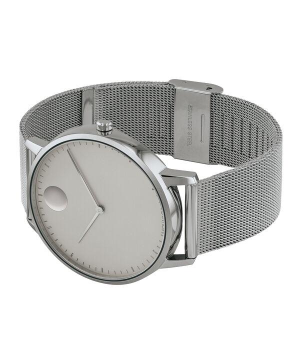 MOVADO Movado Face3640008 – Men's 41 mm bracelet watch - Side view