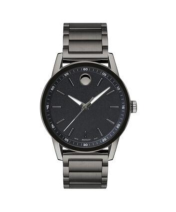 MOVADO Museum Sport0607226 – Montre-bracelet à cadran de 43 mm pour hommes - Front view