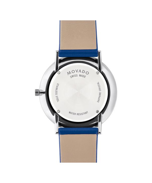 MOVADO Modern 470607251 – Movado.com EXCLUSIVE montre à bracelet souple - Back view