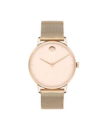 MOVADO Movado Face3640016 – Montre-bracelet à cadran de 41 mm pour femmes - Front view