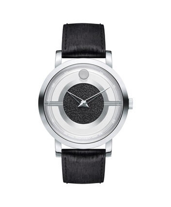 MOVADO Museum Classic0606567 – Men's 43 mm Translucent watch - Front view