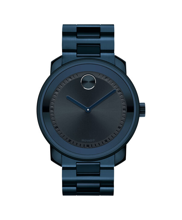 MOVADO Movado BOLD3600296 – 42.5 mm Metals bracelet watch - Front view