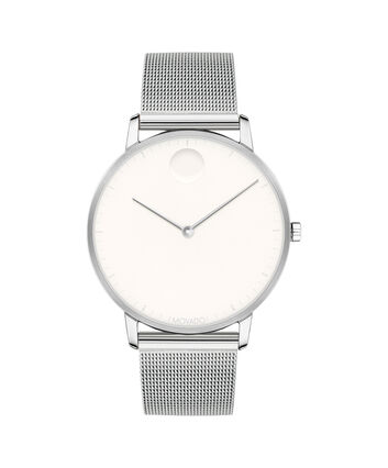 MOVADO Movado Face3640006 – Men's 41 mm bracelet watch - Front view