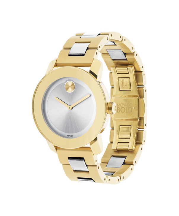 MOVADO Movado BOLD3600129 – 36 mm Metals bracelet watch - Side view
