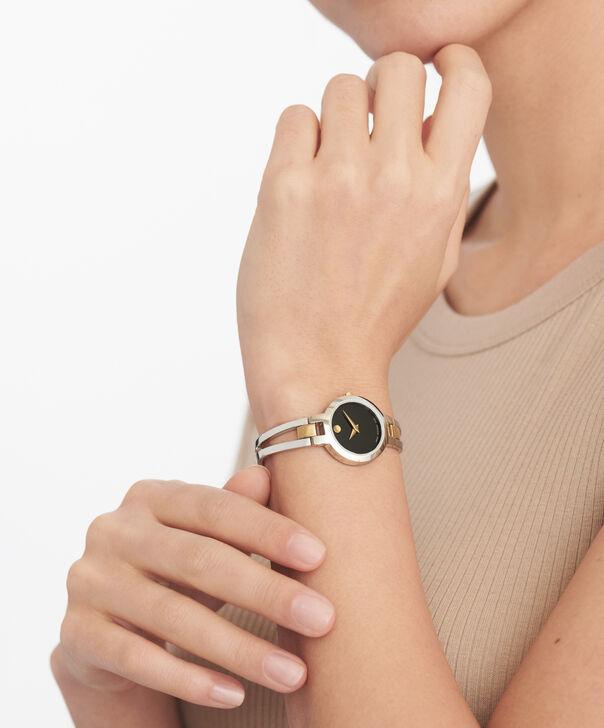 MOVADO Amorosa0607184 – Montre à bracelet-jonc de 24 mm pour femmes - Other view
