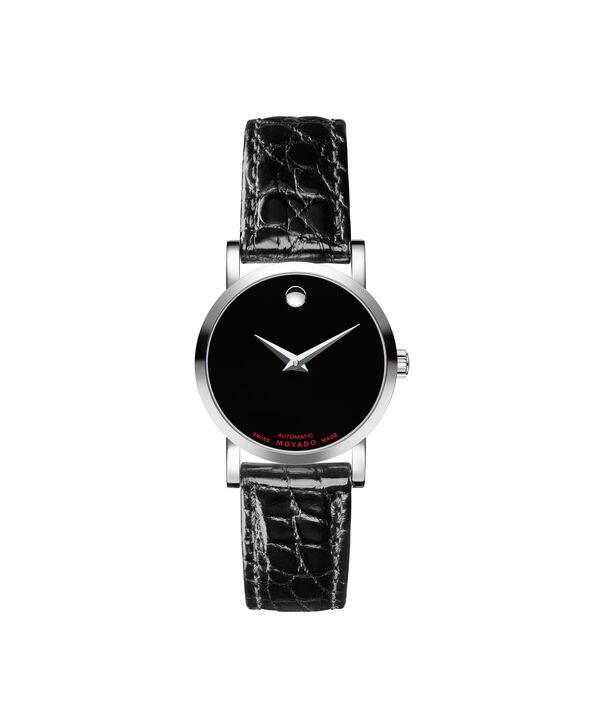 MOVADO Red Label0607009 – Montre automatique de 26 mm pour femmes - Front view