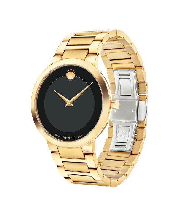 MOVADO Modern Classic0607121 – Montre de 40 à bracelet souple pour hommes - Side view