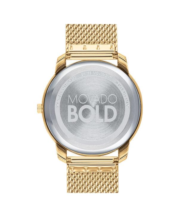 MOVADO Movado Bold3600588 – 42mm BOLD Thin on Mesh - Back view