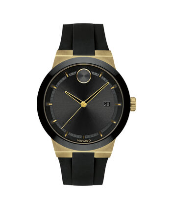 MOVADO Movado BOLD Fusion3600623 – 42mm Movado BOLD Fusion on Strap - Front view