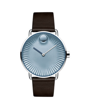 MOVADO Movado Edge3680040 – Men's 40 mm strap watch - Front view
