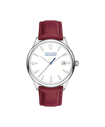 MOVADO Movado Heritage Series3650032 – Women's 36 mm strap watch - Front view