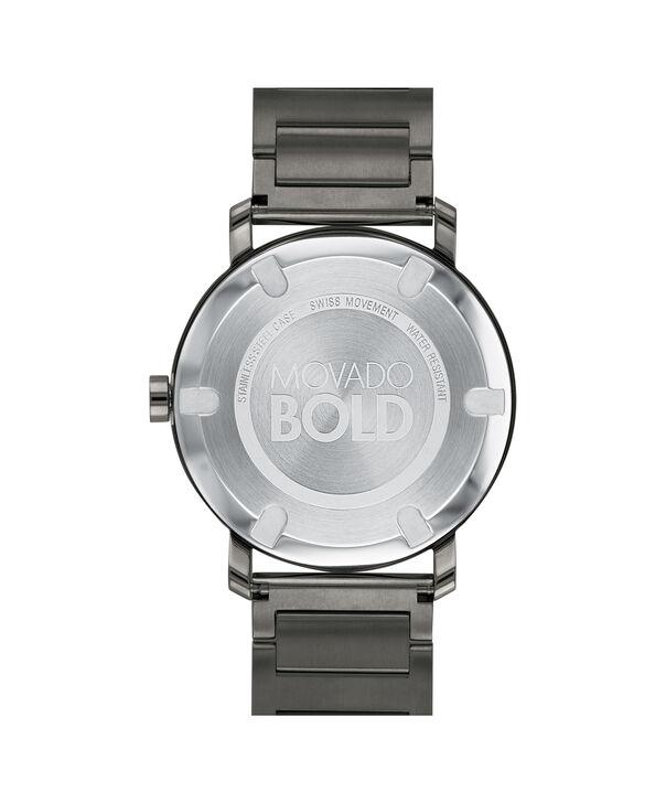 MOVADO Movado BOLD3600509 – Men's 40 mm bracelet watch - Back view
