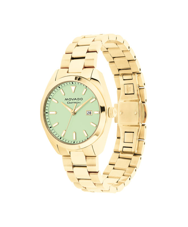 MOVADO Movado Heritage Series3650078 – Women's 31 mm bracelet watch - Side view