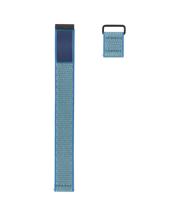 MOVADO 40mm Movado Connect 2.0 Strap3670025 – 40mm Movado Connect 2.0 Sport Strap - Front view