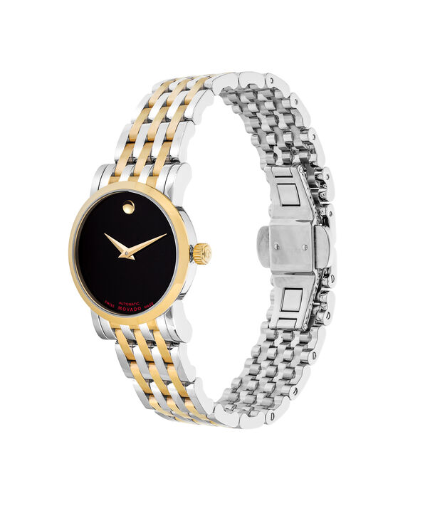 MOVADO Red Label0607011 – Montre automatique de 26 mm pour femmes - Side view
