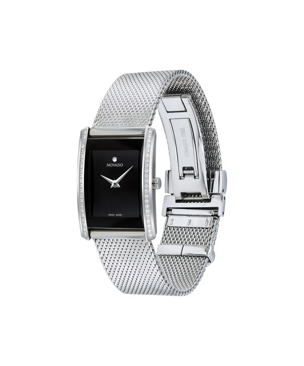 MOVADO La Nouvelle0607190 – Montre-bracelet à cadran de 29 mm pour femmes - Side view
