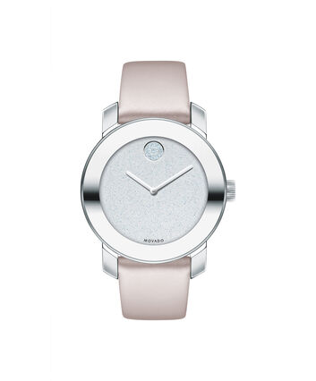 MOVADO Movado BOLD3600522 – Women's 36 mm strap watch - Front view