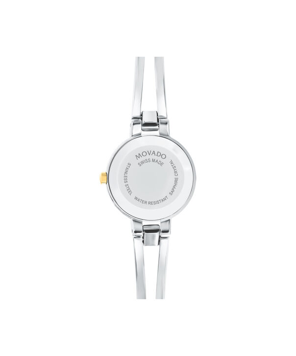 MOVADO Amorosa0607185 – Women's 24 mm bangle watch - Back view