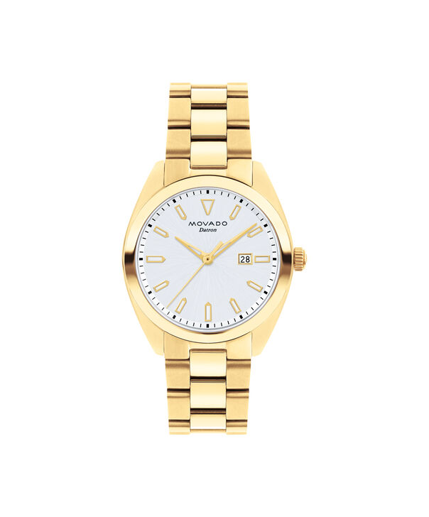 MOVADO Movado Heritage Series3650038 – Women's 31 mm bracelet watch - Front view