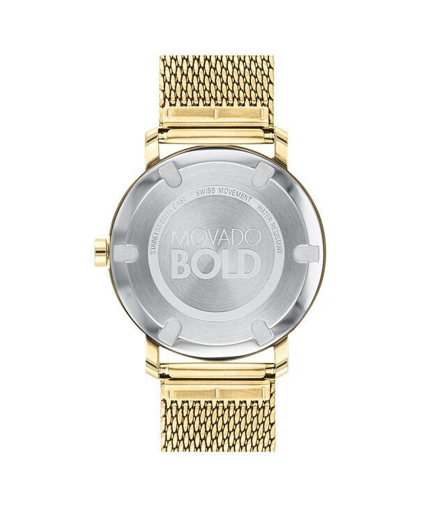 MOVADO Movado BOLD3600560 – Montre-bracelet à cadran de 40 mm - Back view