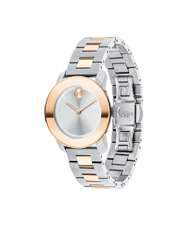 MOVADO Movado BOLD3600464 – Montre-bracelet à cadran de 30 mm - Side view