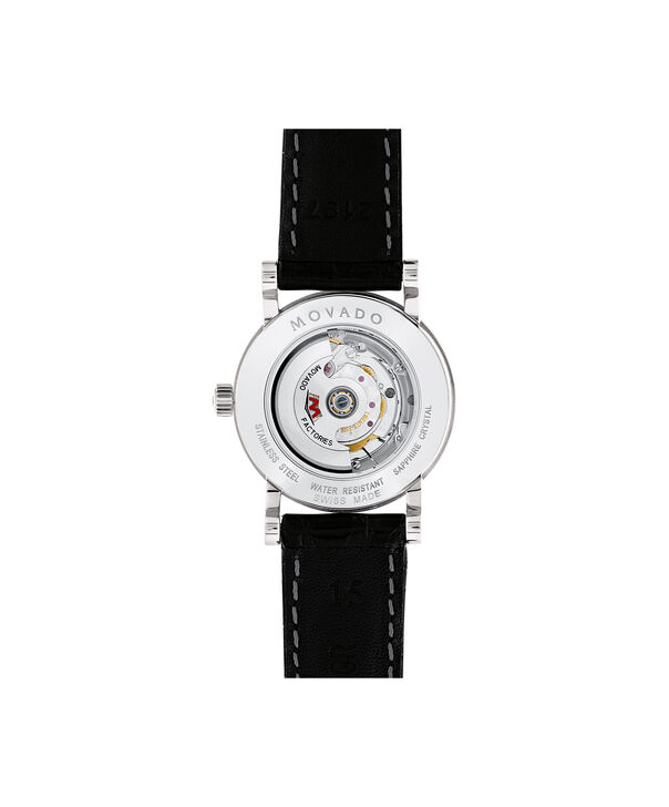 MOVADO Red Label0607009 – Montre automatique de 26 mm pour femmes - Back view
