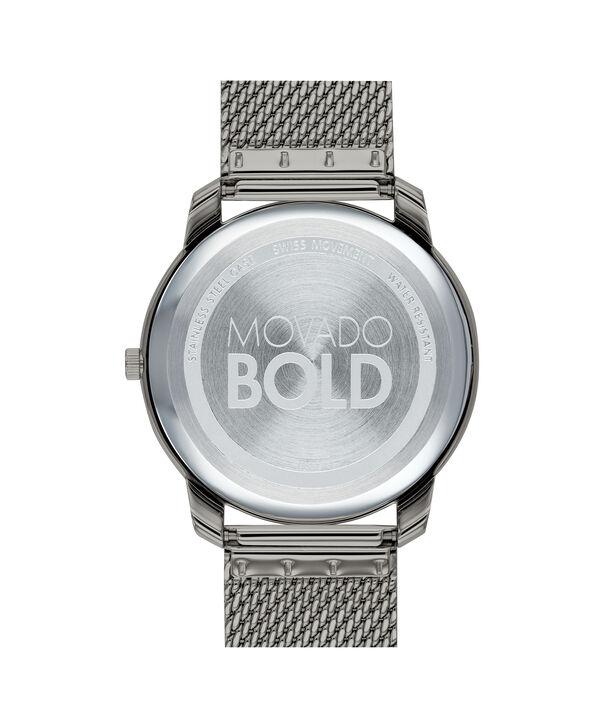 MOVADO Movado Bold3600599 – 42mm BOLD Thin on Mesh - Back view