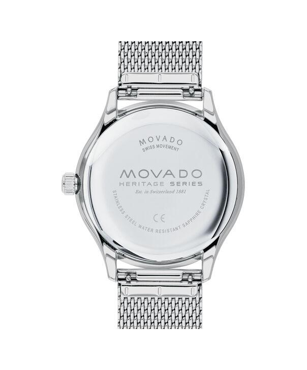MOVADO Movado Heritage Series3650087 – 40mm Heritage Calendoplan 3H - Back view