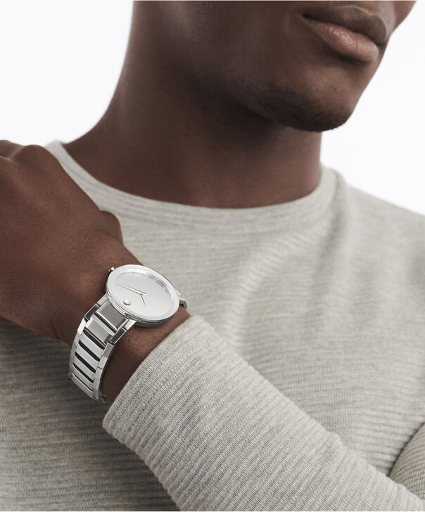 MOVADO Sapphire0607178 – Montre-bracelet à cadran de 39 mm pour hommes - Other view