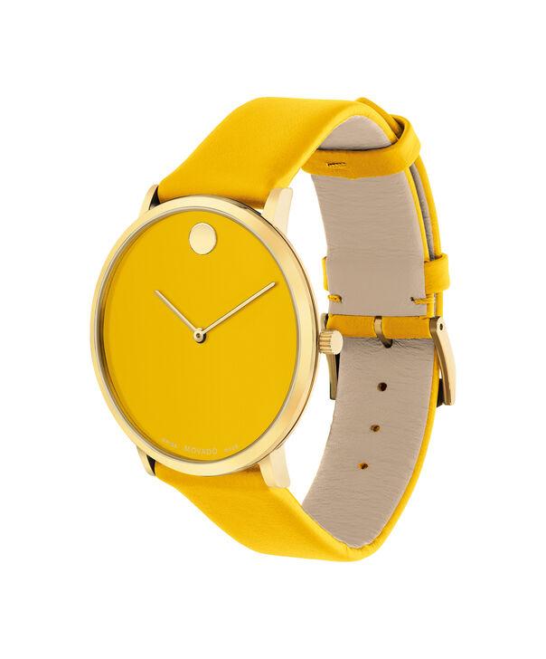 MOVADO Modern 470607255 – Movado.com EXCLUSIVE montre à bracelet souple - Side view