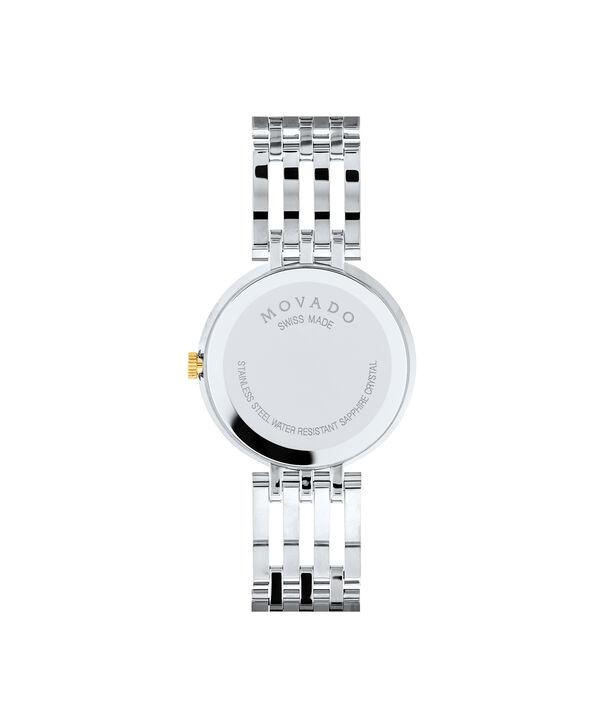 MOVADO Esperanza0607085 – Montre-bracelet à cadran de 28 mm pour femmes - Back view