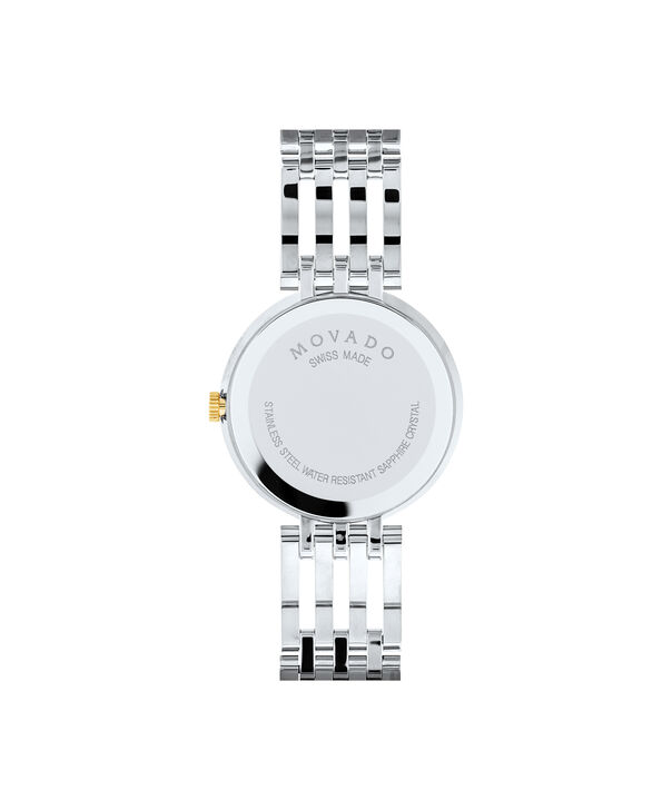 MOVADO Esperanza0607085 – Women's 28 mm bracelet watch - Back view