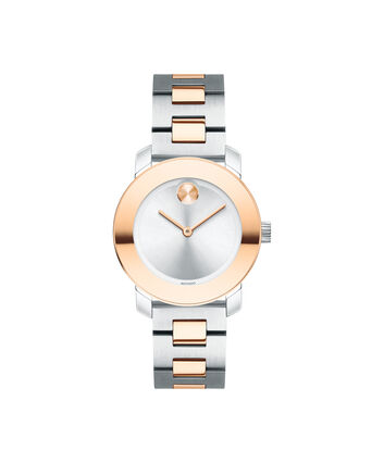 MOVADO Movado BOLD3600464 – Montre-bracelet à cadran de 30 mm - Front view