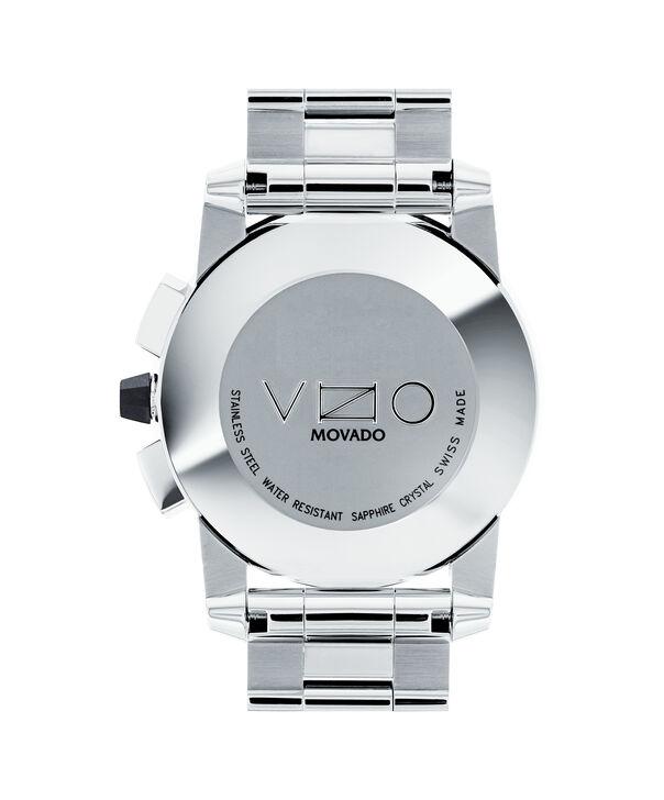 MOVADO Vizio0606551 – Chronomètre de 44,5 mm pour hommes - Back view