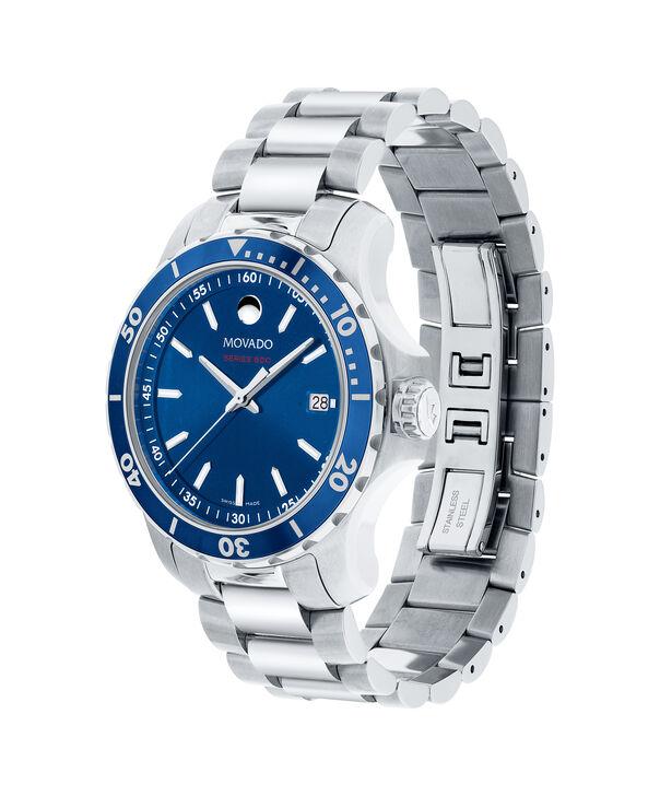 MOVADO Series 8002600137 – Men's 40 mm bracelet watch - Side view