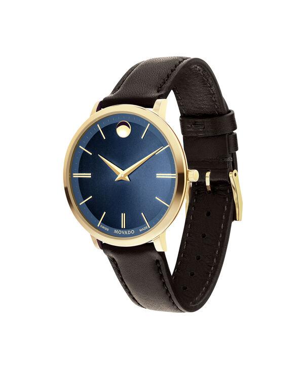 MOVADO Movado Ultra Slim0607092 – Mid-Size 35 mm strap watch - Side view