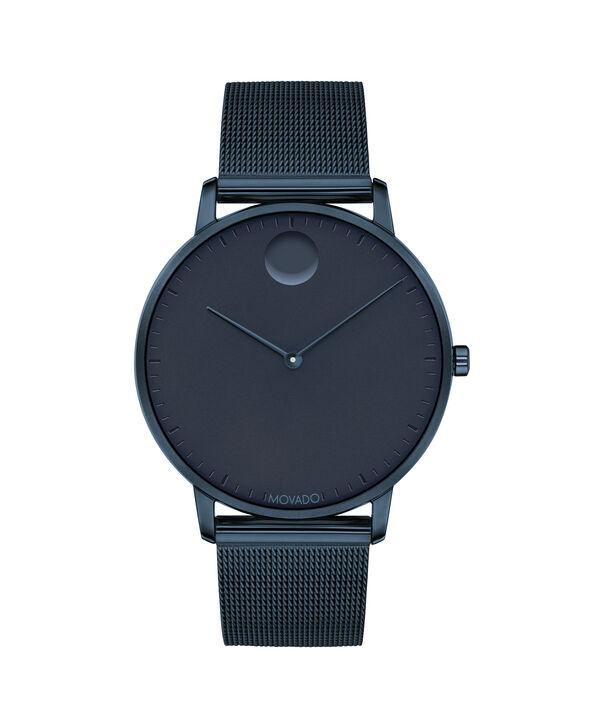 MOVADO Movado Face3640009 – Montre-bracelet à cadran de 41 mm pour hommes - Front view