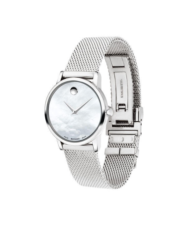 MOVADO Museum Classic0607350 – Museum Classic 28 mm - Side view