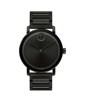 MOVADO Movado BOLD3600538 – Men's 40 mm bracelet watch - Front view