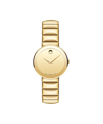 MOVADO Sapphire0607214 – Women's 26 mm bracelet watch - Front view