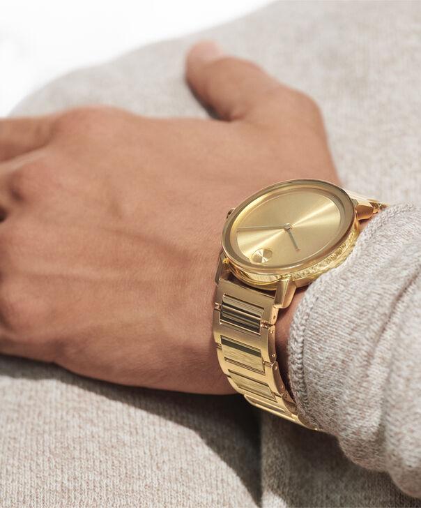 MOVADO Movado BOLD3600508 – Men's 40 mm bracelet watch - Other view